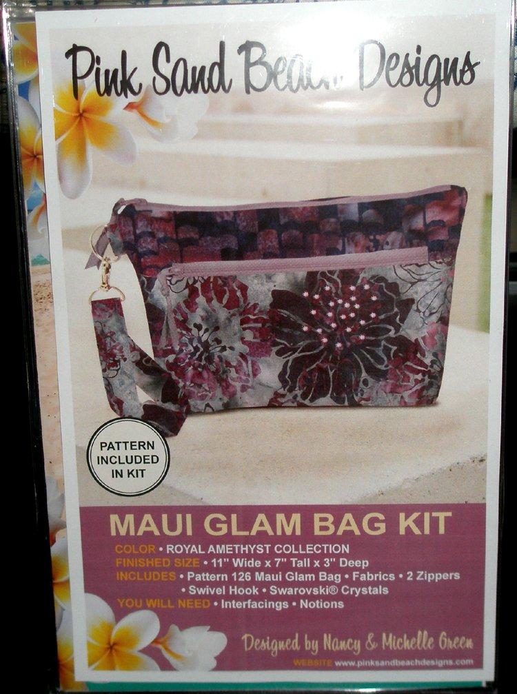 Maui Glam Bag Kit - Royal Amethyst