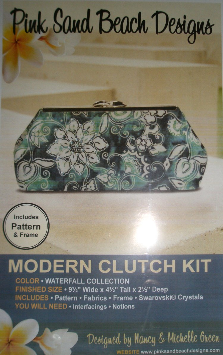 Modern Clutch Kit - Waterfall Collection