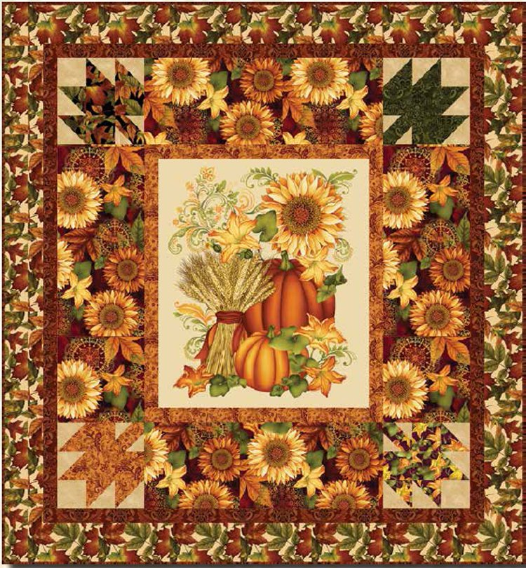 Welcome Harvest Quilt 2