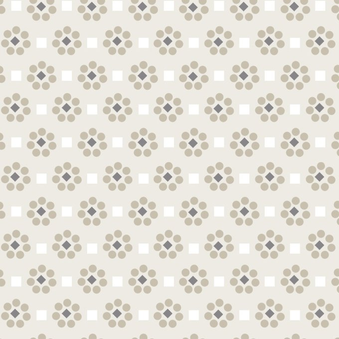 Gigi Blooms Daisy Dots Cream 00629