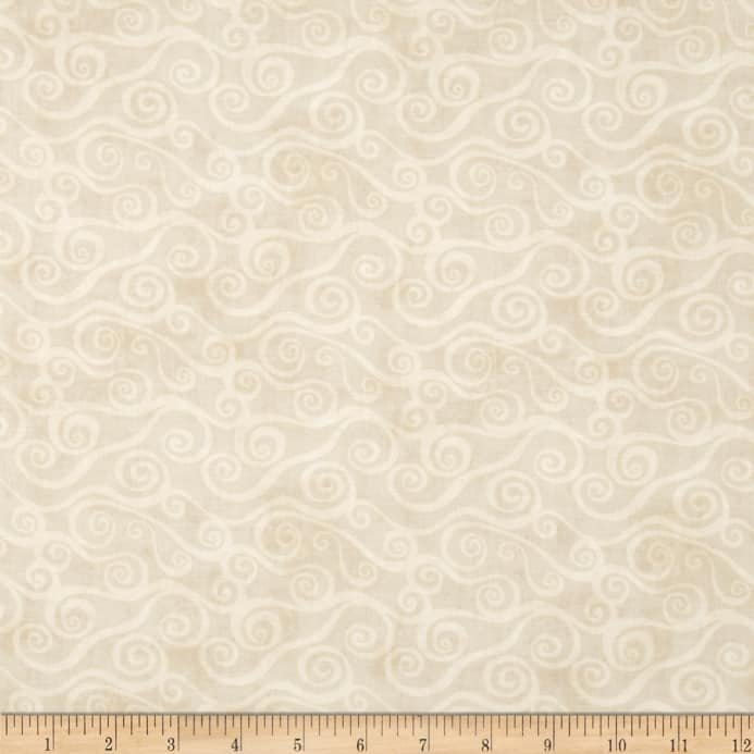 Essentials Swirly Scroll Tan 39081122