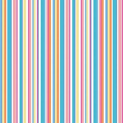 FRONT PORCH Summer Stripe Multi 05476-99
