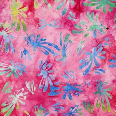 Bali Blooms Crazy Daisy Pink/Multi 09152-26