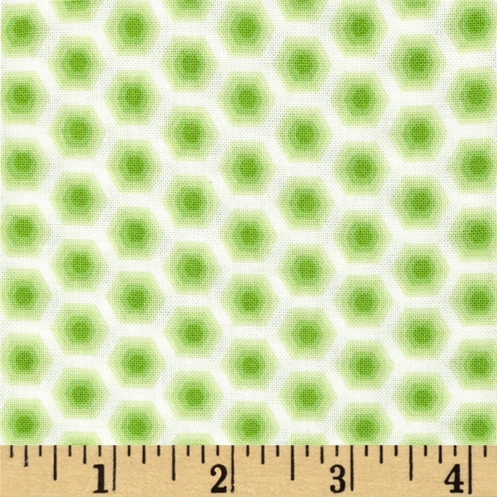 Bobo Baby Honeycomb Green 1012344B