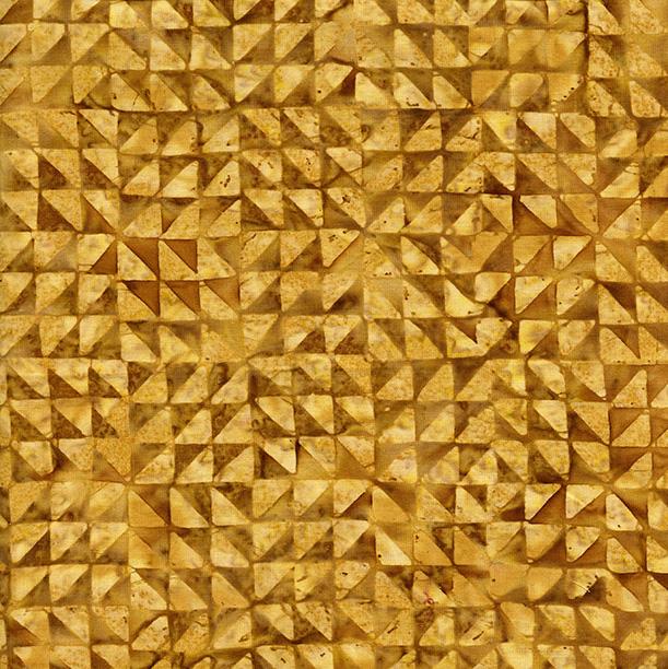 Funky Xmas Triangle Patch Sahara 121705040