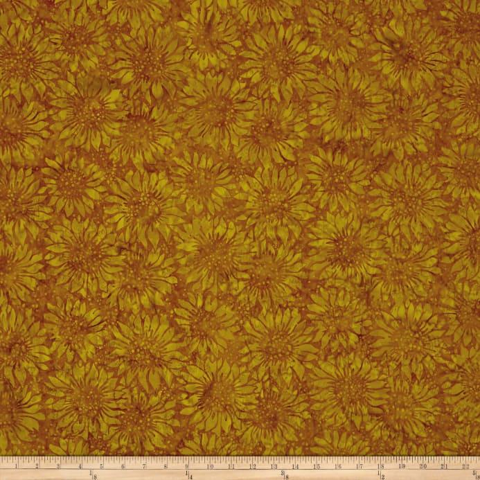 Island Batik Sunflower-Smore 121717050