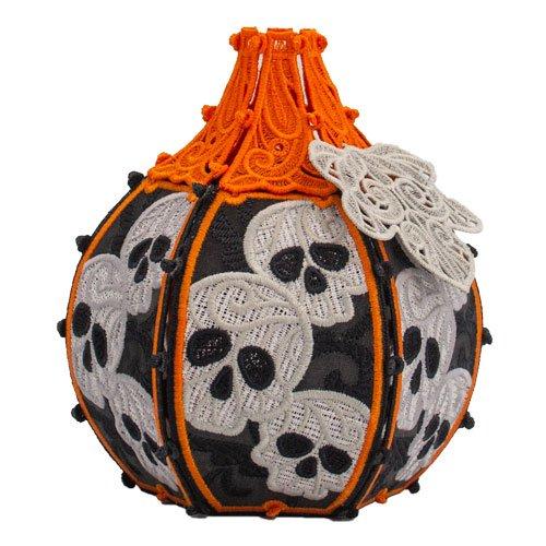 Freestanding Halloween Pumpkin Patch