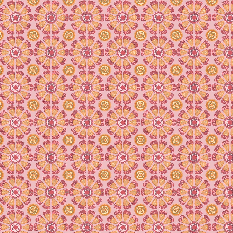 Kitchen Love Daisy Love Pink 01434-01