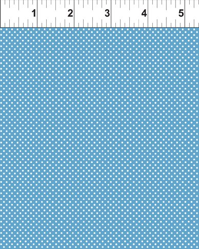 Deco State Garden Dot Blue 1GD6