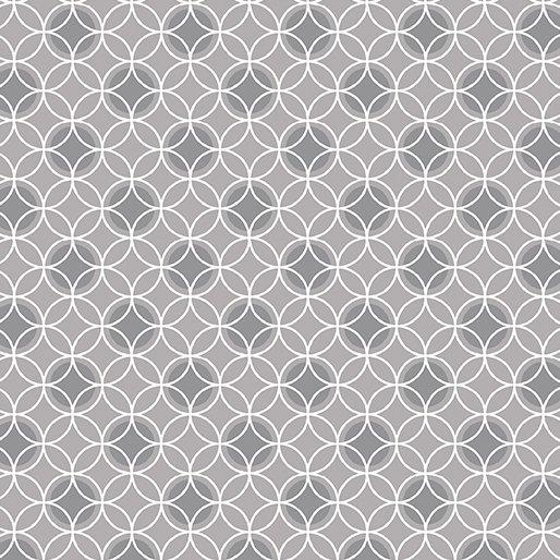Bree Circle Dot Gray 02134-08
