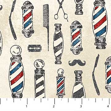 Barber Shop Cream 21969-11