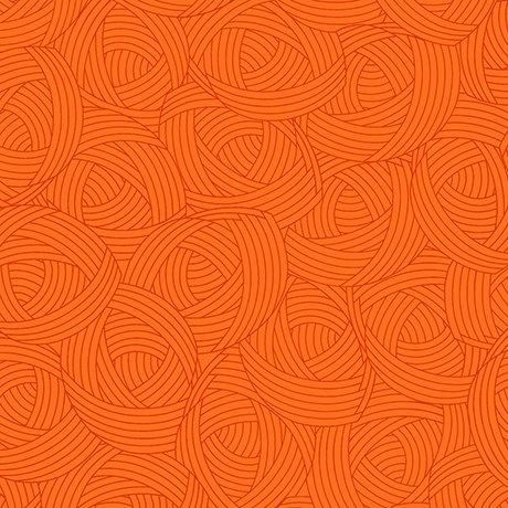 Lola Textures Woven Blender Tanerine 22926-O