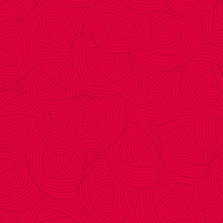 Lola Textures Woven Blender Cherry Red 22926-R