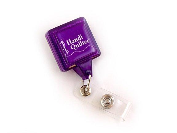Handi Quilter Zinger Retractable Scissor Holder