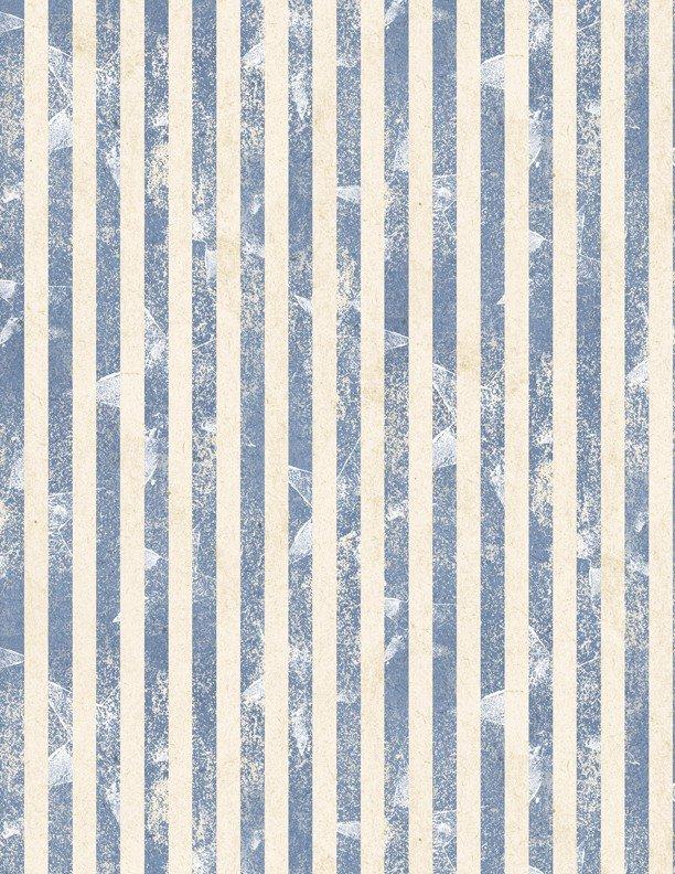 Land of Liberty Stripes blue/tan 24041-244