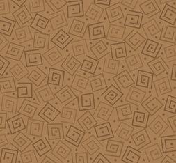 Harmony Cotton Squares Toffee 24779-EA