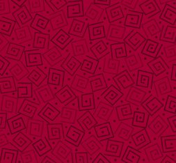 Harmony Cotton Squares Crimson 24779-R