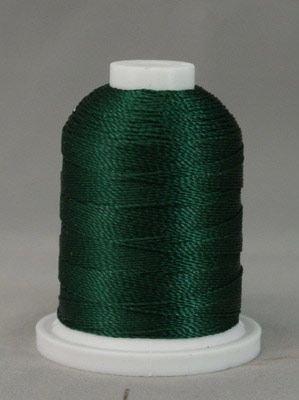 Pearl Crown Rayon Thread 200yd Evergreen 25006-539