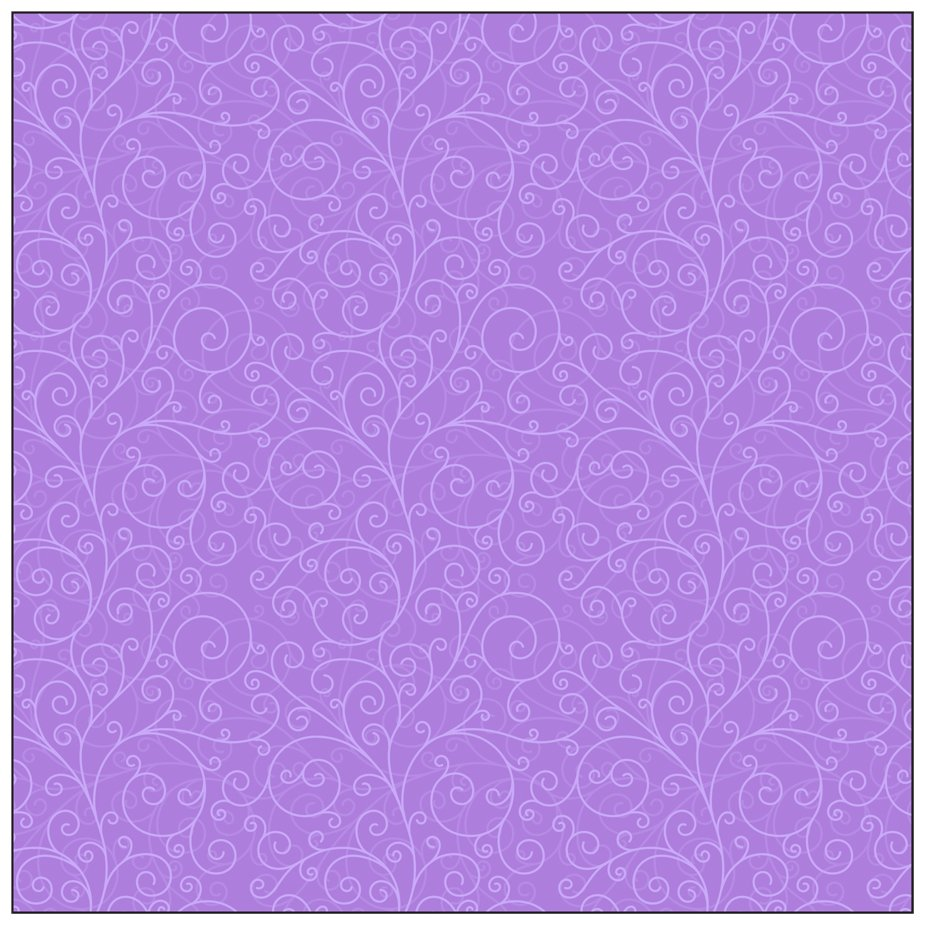 First Words Scrolls Lavender 2638-005