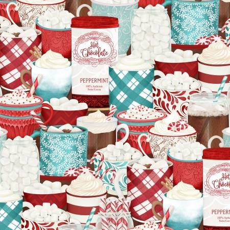 Cuppa Cocoa Multi Packed Cups 27572-341