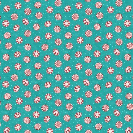 Cuppa Cocoa Teal Peppermint Toss 27574-431
