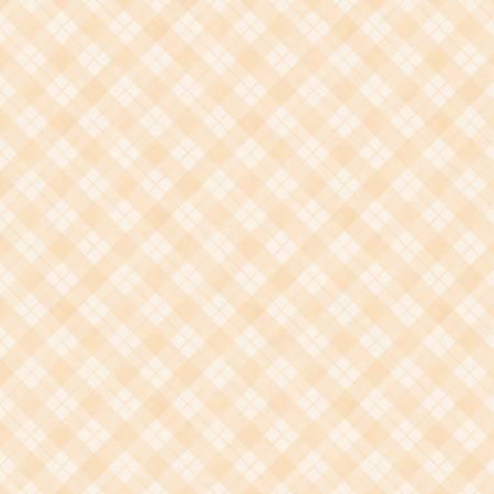 Cuppa Cocoa Cream Plaid 27577-121