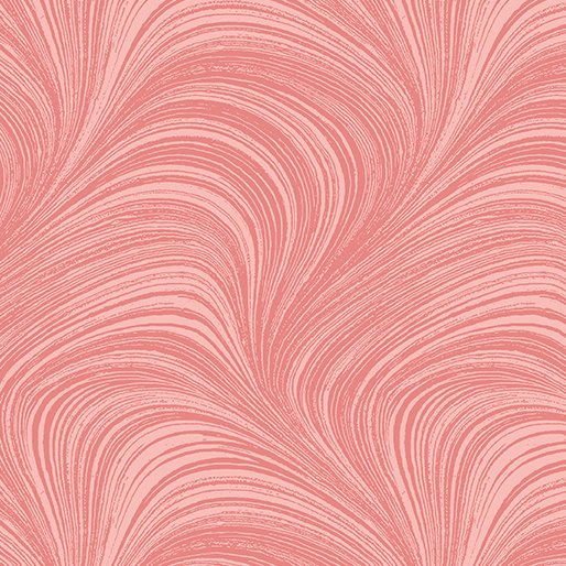 A Wildflower Meadow Wave Texture red 2966-10