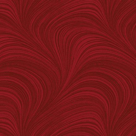 Wave Texture Medium Red 2966-15