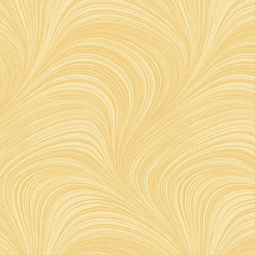 A Wildflower Meadow Wave Texture yellow 2966-30