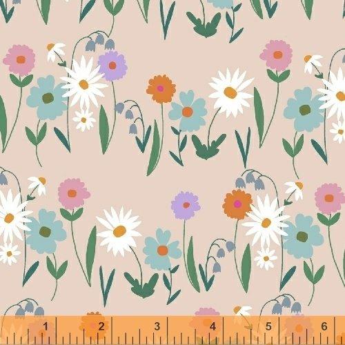 Daisy Chain Floral Blush Multi 431282