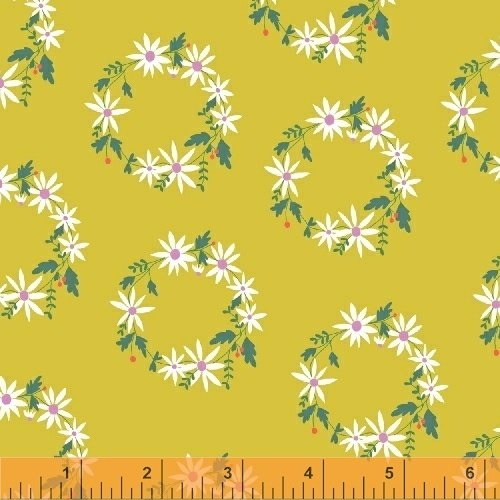 Daisy Chain Chartreuse 431295