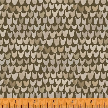 Enchanted Forest Petal - Brown 43502-6