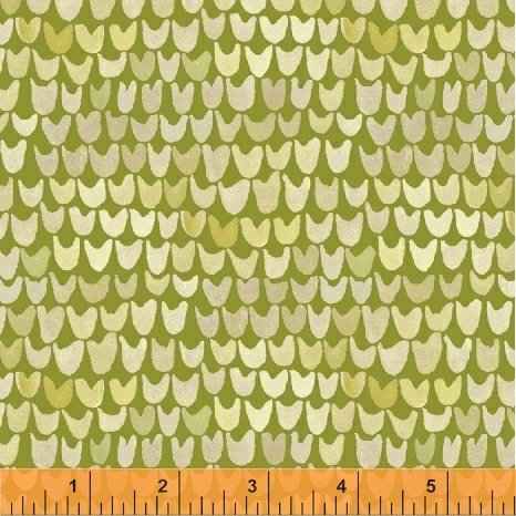 Enchanted Forest Petal - Green 43502-7