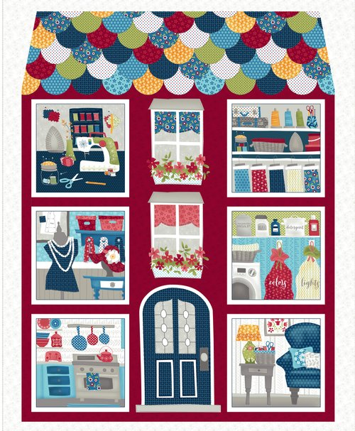Crafty Studio Crafty Panel 36X 44 4575P-88