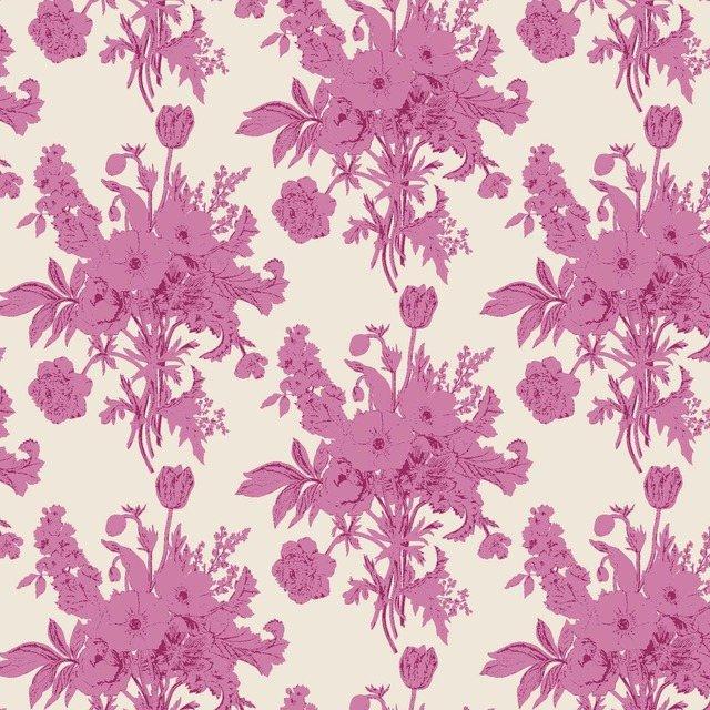 Botanical Plum Cottage 481516