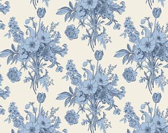 Botanical Blue Cottage 481527