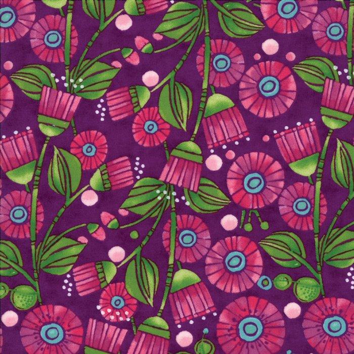 Sweet Pea Lily Plum 48641 16