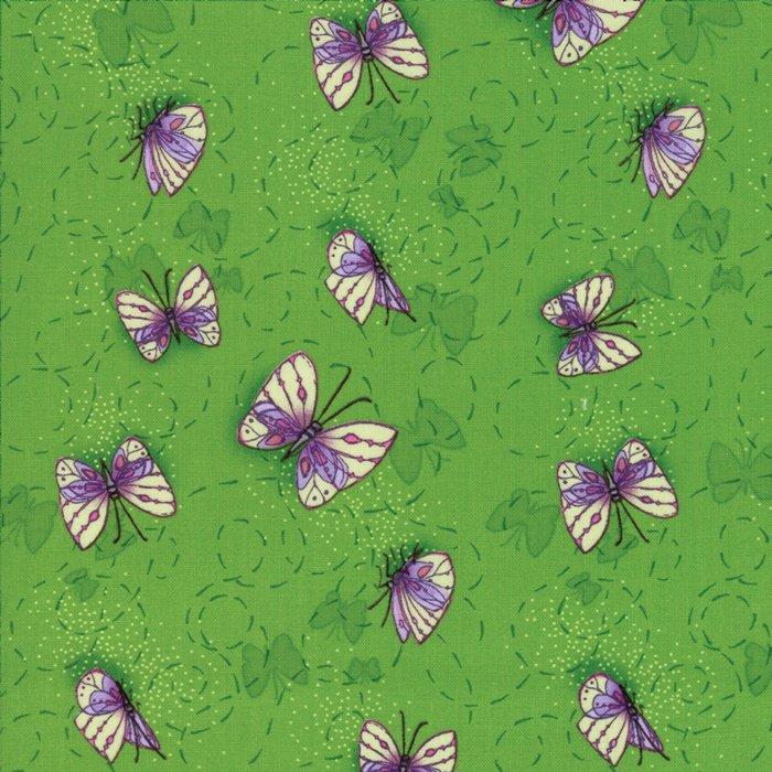 Sweet Pea Lily Leaf 48642 21