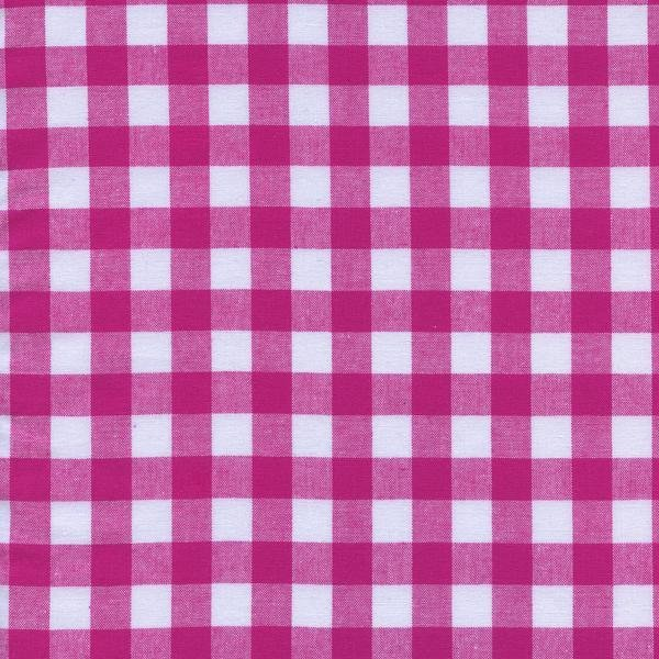Checkers 1/2 Gingham in Berry 5091-008
