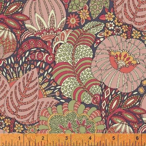 Shadow Floral Fantasy 51287-2