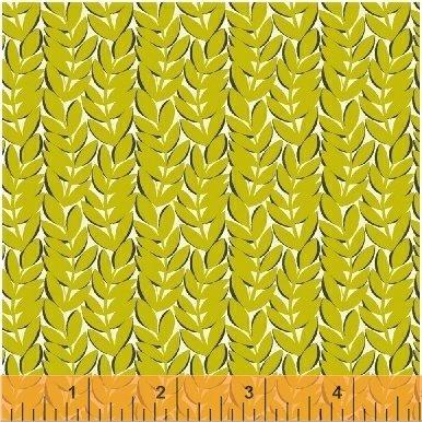 Chartreuse Kelp Fantasy 51292-3