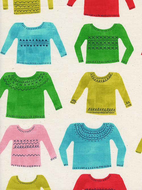 Noel My Favorite Sweater Natural 5133-01