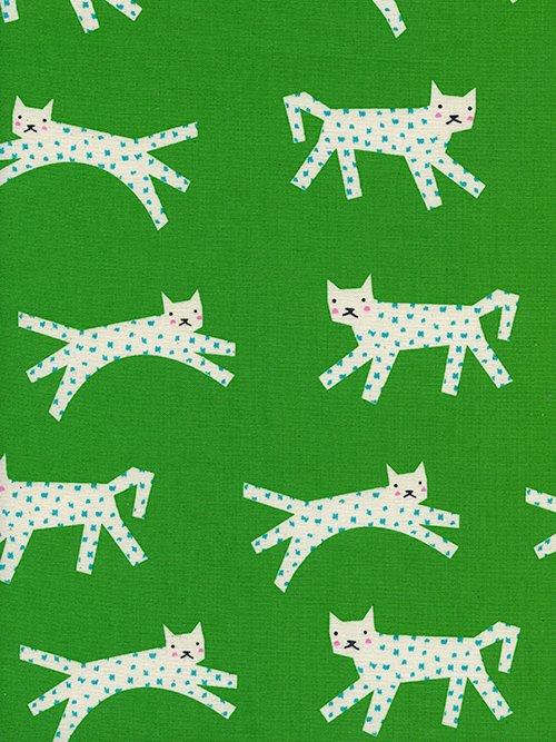 Noel Snow Leopard Green 5134-02