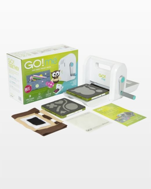 GO! Me Easy Fabric Project Maker 55275