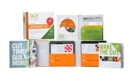 GO! Accuquilt Qube 9 Companion Set-Corners 55786