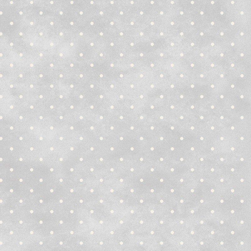 Beautiful Basics Classic Dots Grey Ecru 609MKE