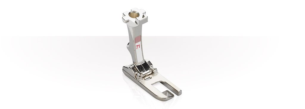 Foot #71 Lap Seam 8mm