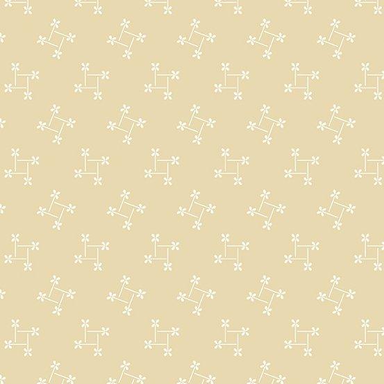 Sweet Sixteen - Cream Pinwheel