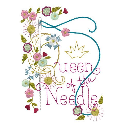 OESD Embroidery Pattern Make Stitch and Sew by Crabapple Hill