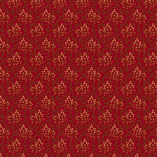 Crystal Farm Elderberry Pomegranate Red 8619-R